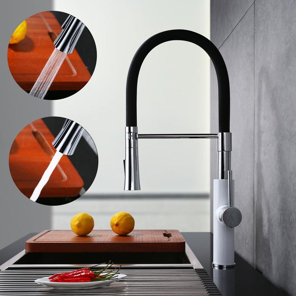 mischbatterie f r die k che beliebte modelle f r die sp le. Black Bedroom Furniture Sets. Home Design Ideas